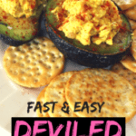 Quick and Easy Deviled Avocados
