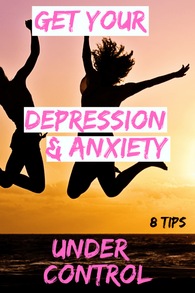 How I manage my depression and anxiety